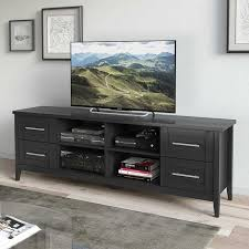 70 inch black tv stand. Black Extra Wide 70 Inch TV Stand Jackson Intended Inch Black Tv Stand