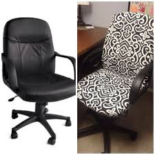 reupholstering an office chair. office chair goes from blah and boring to new classy home repurposing reupholstering an