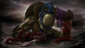 age mutant ninja turtles fantasy art blood ninja turtle ilrations hd wallpaper
