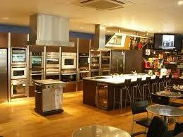 Restaurant Kitchen Tables Furniture Large Kitchen Island With Breakfast Bar Table Features
