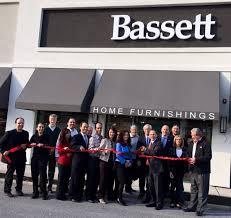 Ribbon is Cut at Livingston Family Owned Bassett Furniture Store