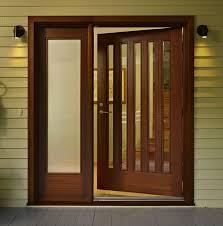 transcendent front door with glass contemporary front door with glass panel door by finne architects