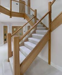 Outstanding Glass Stair Banisters 35 About Remodel Best Interior Design  with Glass Stair Banisters