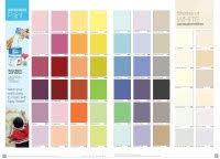 Upg Paint Colour Chart Mr Color Paint Chart