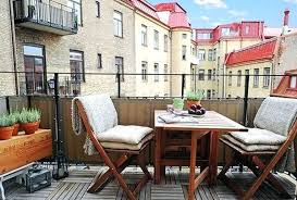 balcony patio furniture. Furniture For Balcony Patio Small Outdoor Sofa Singapore D