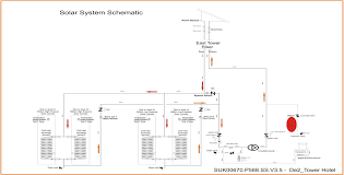 solar pv wiring diagram uk solar image wiring diagram case study solar photovoltaic system for family home in welwyn on solar pv wiring diagram uk