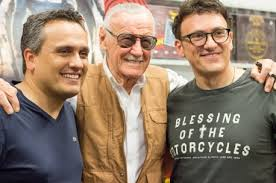 Image result for joe and anthony russo
