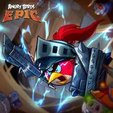 Angry Birds Epic Twitterissä:
