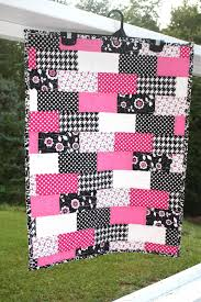 Designing Tomorrow – Baby Changing Quilt: Girlie Girl Brick | Wee ... & Girlie Girl Brick Quilt – Large Adamdwight.com