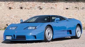 From 1991 to 1995, when the company was liquidated. The Bugatti Eb 110 A Tumultuous All Too Brief Path