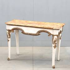 Antique sofa table for sale 19th Century Antique Console Table White Gold Gran Marble Tables For Sale Haloteaminfo Antique Console Table White Gold Gran Marble Tables For Sale