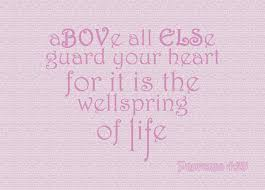 Image result for Proverbs 4:23