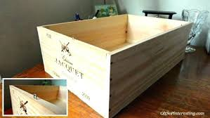wooden boxes hobby lobby planter box art game organizer unfinished wood crates jewelry