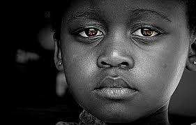 Wallpaper black, sad, eyes, face, baby ...