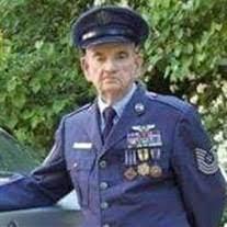 MSgt. Stanley John Cantrell Sr. Obituary - Visitation & Funeral Information