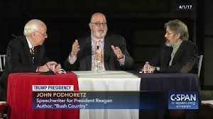 Former White House Officials Discuss Trump Presidency Apr 1 2017.
