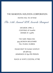 Political Fundraising Invitations Political Invitations By 123print