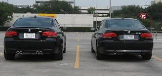 Coupe Series 2004 bmw 328i : M3 vs. 328i and 335i side by side photo comparo