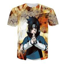 One Piece Anime Size Chart T Shirt Naruto 3d Before Buying Please Check The Size Chart
