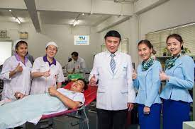 ทำบุญที่ยิ่งใหญ่เสริมสร้างสุขภาพดีกับ รพ.ธนบุรี