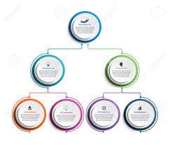 Web Chart Template Free Infographic Design Organization Chart Template For Business Presentations