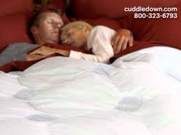 How Temperature Regulating Comforters Work. Cuddledown