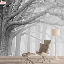 Foggy Forest Wall Paper Papers Home ...