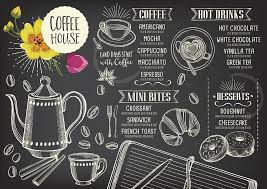 Cafe Menu Template Coffee Cafe Menu Template Design