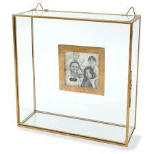 glass shadow box 2 piece glass shadowbox picture frame set shadow box glass curtain wall