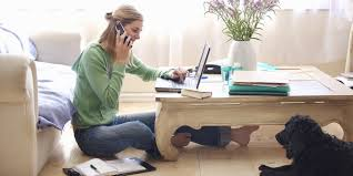 running home office. Tips On Running A Business From Home Office