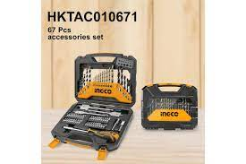 Bộ 67 Món Dụng Cụ INGCO HKTAC010671 - Siêu thị Dụng Cụ Vàng