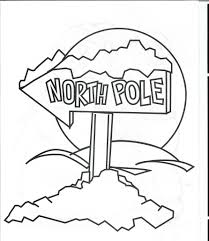 Christmas Coloring Pages North Pole_20171028125442 ~ Get ...