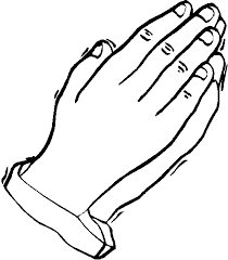d2f4ba60cf1b81aa90dc8a0d2cac6f2c praying hands coloring pages for kids religious cakes on praying hands coloring page free