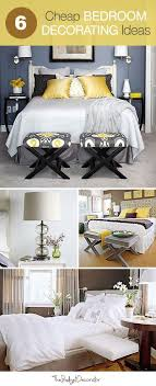 Charming But Cheap Bedroom Decorating Ideas The Budget Decorator Bedroom Decor Remodel Bedroom Bedroom Makeover