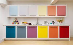 Interior Exterior Plan  Modern Kitchen Interior In Smart Color ThemeKitchen Interior Colors