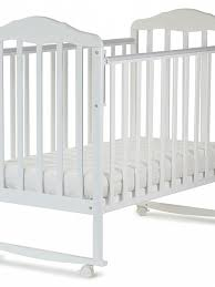 Кроватка <b>СКВ</b>-Компани <b>Березка</b> 120111 <b>белый</b> - купить в Уфе по ...