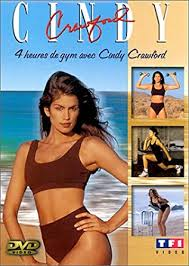 cindy crawford quatre heures de gym avec cindy crawford en 2 dvd