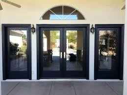 french doors unbelievable entry with sidelights inch wide exterior style glass door block side