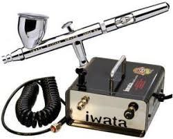 iwata ninja jet airbrush makeup system
