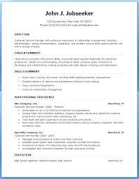 resumes download free simple resume format ...