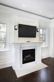 Best 25+ Tv mantle ideas on Pinterest | Fireplace mantle, Tv above mantle  and Tv fireplace