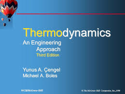 Thermodynamics An Engineering Approach Yunus A. Çengel - ppt video ...