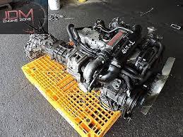 TOYOTA HILUX SURF LN130 2.4L 2L-TE EFI Diesel Turbo 4WD Manual Swap ...