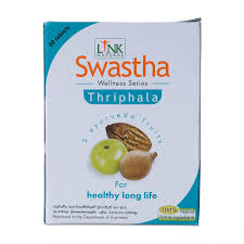 LINK NATURAL Swastha Triphala, <b>60 капсул</b>