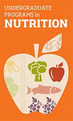 brochure undergraduate programs in nutrition