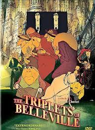 Triplets Of Belleville Triplets Of Belleville Region 1 Dvd Movies Tv Online Raru