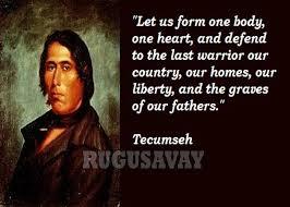 Tecumseh Quotes Custom Tecumseh Quotes With Pictures 48 QuotesNew