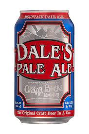 Dales Pale Ale American Pale Ale Oskar Blues Brewery