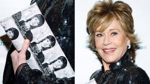 you can buy a clutch featuring jane fonda's mugshot  vanity fair