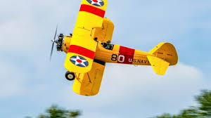 CAF Dixie Wing to Feature PT-17 Stearman/N2S Kaydet